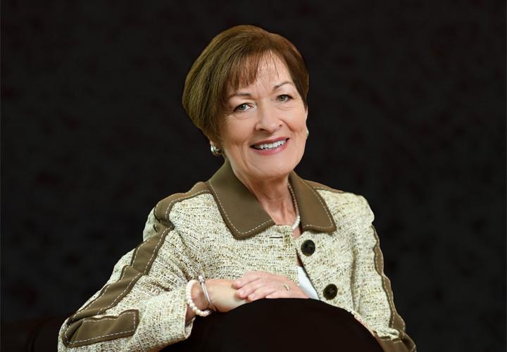 midshot of Bonnie Hancock